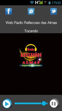 Web Rádio Reflecoes das Almas poster