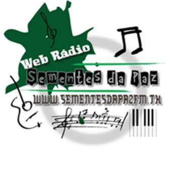 Web Radio Sementes da Paz poster