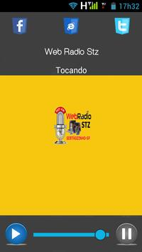 Web Radio Stz screenshot 1