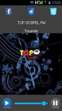 TOP GOSPEL FM poster