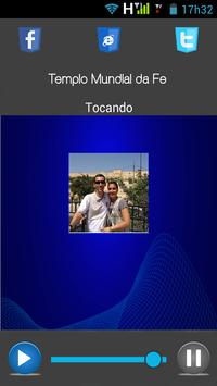 APP RADIO ONLINE MUNDIAL DA FÉ apk screenshot