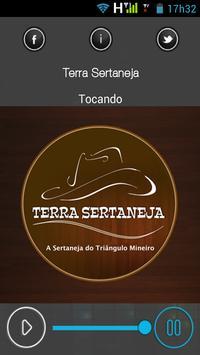 Terra Sertaneja poster