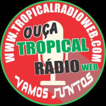 Tropical Rádio Web screenshot 1