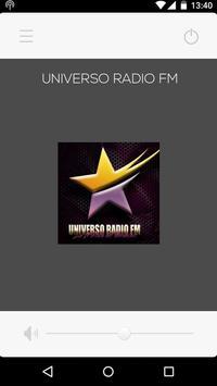 UNIVERSO RADIO FM screenshot 2