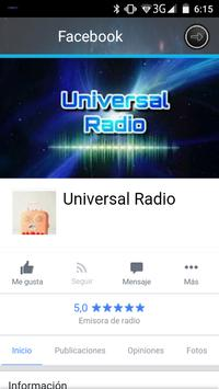 Universal Radio Mx apk screenshot