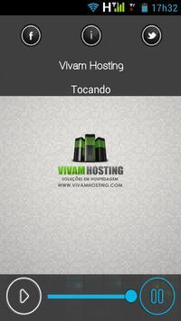 Vivam Hosting poster