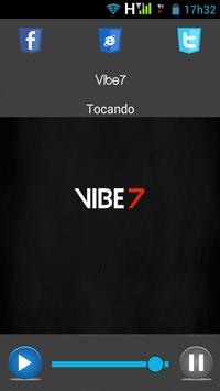 Vibe7 screenshot 2