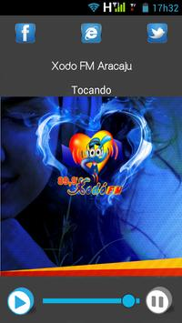 Xodo FM - Aracaju poster