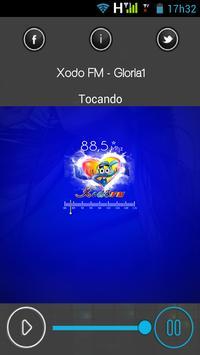 Xodo FM - Glória apk screenshot