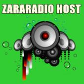 Zararadio Host icon