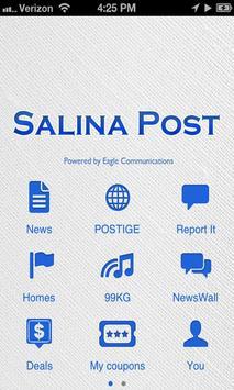 Salina Post poster
