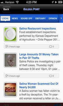 Salina Post apk screenshot
