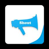 Shoutmyad icon