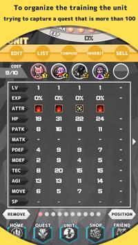 SRPG ポケットロード 【無料シミュレーションRPG】 apk スクリーンショット