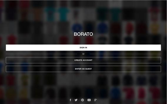 Borato apk screenshot
