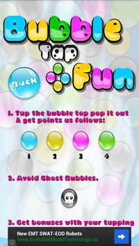 Bubble Tap Fun poster