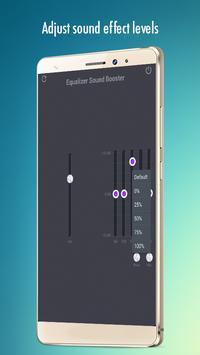 Bass Booster & EQ Equalizer apk screenshot