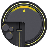 Volume Control - Bass booster icon