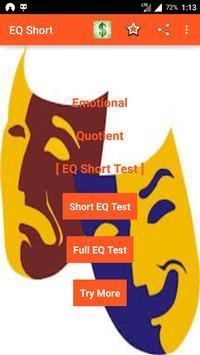 Emotional Quotient / EQ Short poster