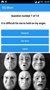 Emotional Quotient / EQ Short apk screenshot