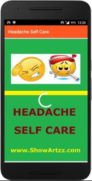 Headache: Headache Care poster