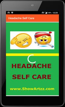 Headache: Headache Care screenshot 2