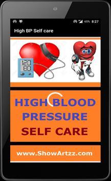 High Blood Pressure apk screenshot
