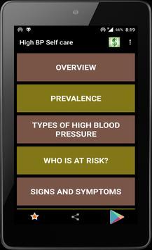 High Blood Pressure screenshot 7