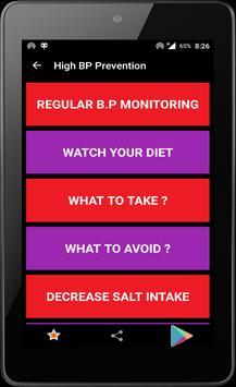 High Blood Pressure screenshot 8