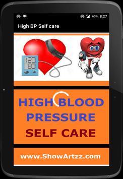 High Blood Pressure screenshot 3