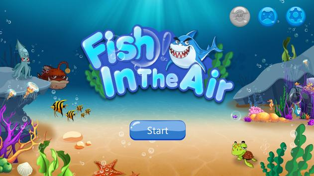 Fish in the Air poster