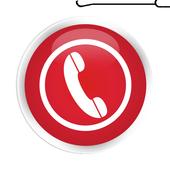 Show Caller ID icon