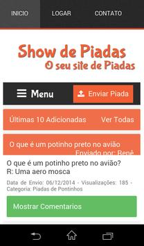 Show de Piadas apk screenshot