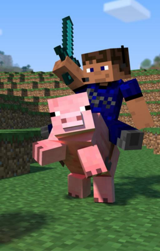 Zombie Mincraft Wallpaper Para Android