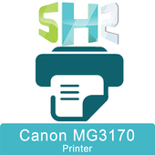 Showhow2 for Canon PixmaMG3170 icon