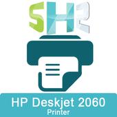 Showhow2 for  HP DeskJet 2060 icon