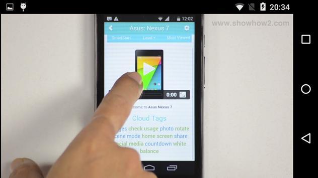 Showhow2 for LG MC-2841SPS screenshot 4