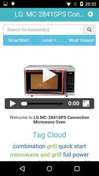 Showhow2 for LG MC-2841SPS screenshot 1