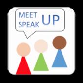Meet Up, Speak Up icon