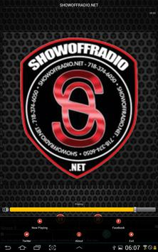 Showoffradio FREE poster