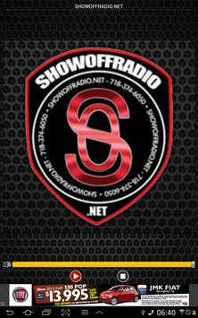 Showoffradio FREE screenshot 1