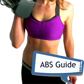 Flat Abs Slim icon