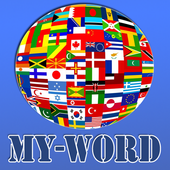 MyWord - Translator + Speech icon