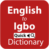 English to Igbo Dictionary icon