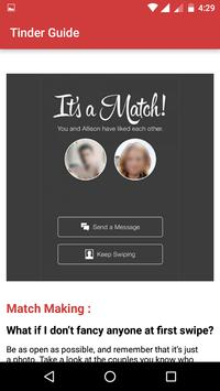 Dating Guide for Tinder screenshot 1