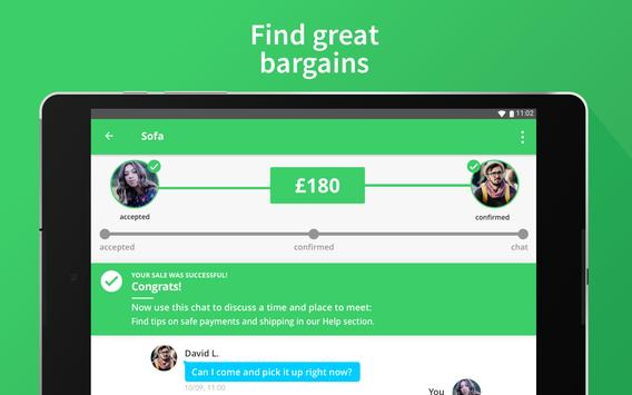 Shpock Boot Sale & Classifieds App. Buy & Sell apk screenshot