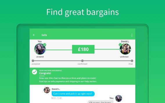 Shpock Boot Sale & Classifieds App. Buy & Sell apk screenshot