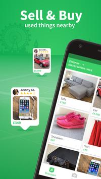Shpock Boot Sale & Classifieds App. Buy & Sell poster