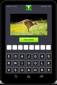 Animals Quiz screenshot 3