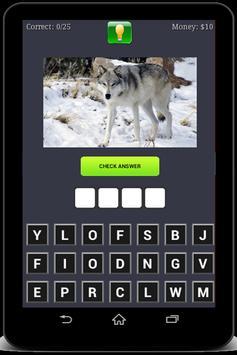 Animals Quiz screenshot 7